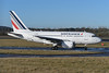 F-GUGH Airbus A318-111 EGPH 24-01-21