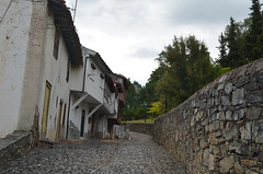In the streets of Bragança X
