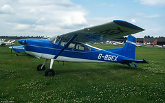 Photo of Cessna 185 Skywagon G-BBEX