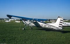 Photo of Cessna 185 Skywagon G-BLOS