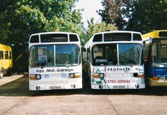 Photo of The Shires EPD512V and YPL454T