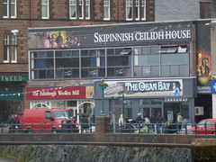 Photo of Skipinnish Ceilidh House with Edinburgh Woollen Mill and The Oban Bay