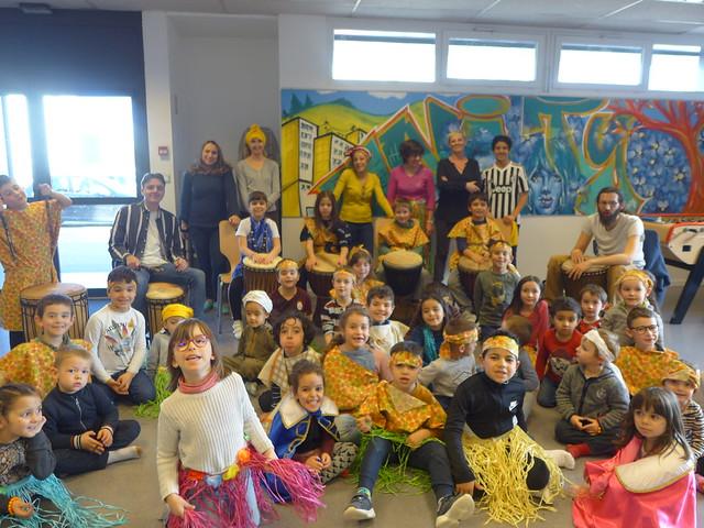 Centre de loisirs enfants (février 2020)