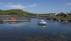 Photo of Easdale Harbour by Oban Argyll