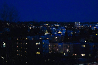 Oslo in the Bluehour