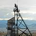 Lexington Mine headframe (Butte, Montana, USA)