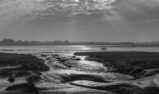 Early morning Waldringfield