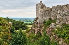 Photo of Beeston Castle, England