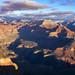 Grand Canyon National Park - Yavapai Point Sunrise 1/30/2021 0766