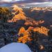 Grand Canyon National Park - Yaki Point Sunrise 1/30/2021