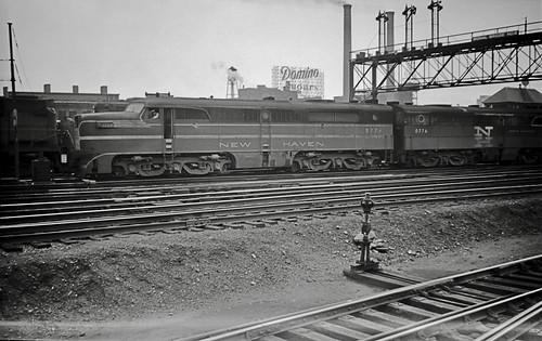 NYNH&H RR PA-1 0774 South Station