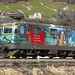 SBB Cargo, 420 256-0 : SwissPass