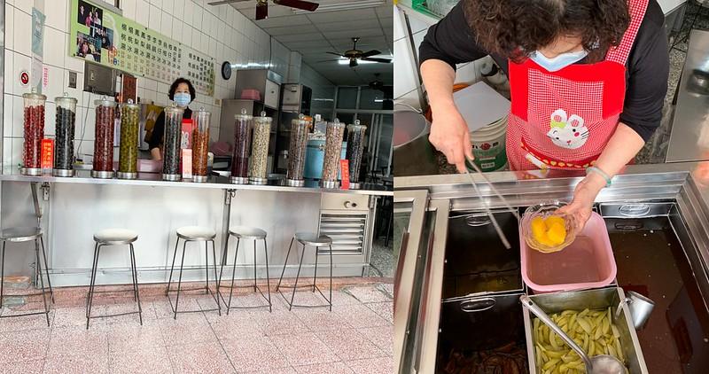 【台南美食】蜜桃香 楊桃湯 50年歷史的老冷飲店!還有鳳梨冰/蜜餞都古早味!