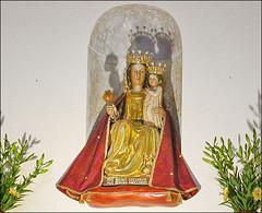 La Vierge à la grenade, héritière de la déesse Héra (Capaccio-Paestum)