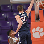 NCAA Basketball: Virginia at Clemson