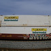 Freight Graffiti Benching - Santa Fe Depot,SoCal (01-31-2021)