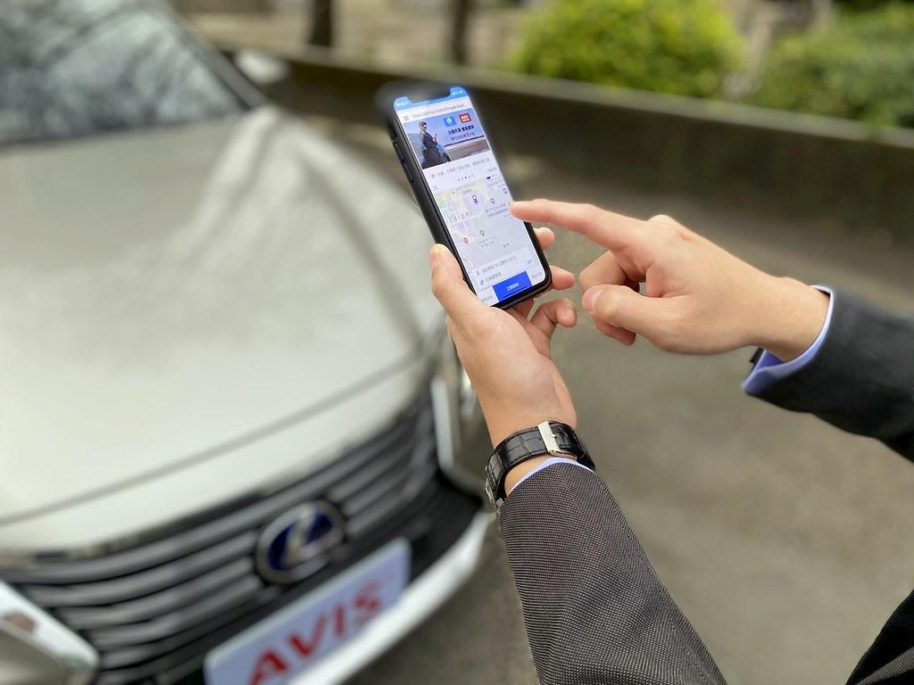 04_即日起凡AVIS長租企業用戶,即可享有最高1,000元的台灣代駕折抵優惠,透過app呼叫最專業的代駕司機,安全的到達指定目的地。