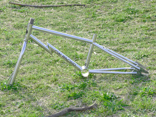 BMX CW RACING PHASE 1 FRAME FOR SALE ¥134,000