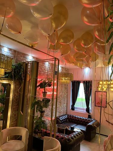 Heliumballonnen Solid Sports Rotterdam