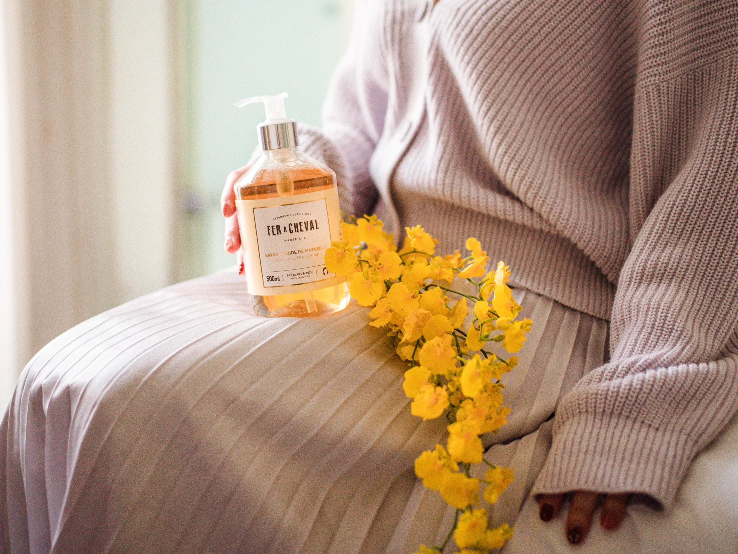 法拉夏馬賽皂好用嗎?Fer À Cheval 南法百年皇家品牌。100%植物油友善環境零污染