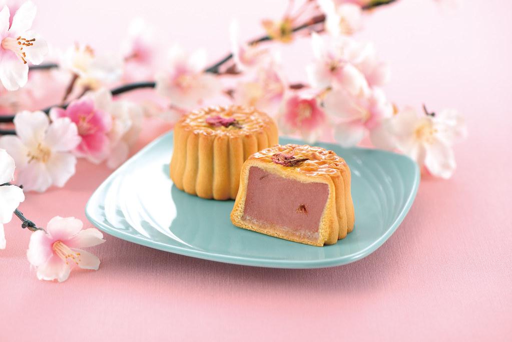 横濱饅頭 櫻花(横濱月餅 櫻花)