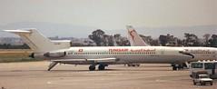 CN-RMR Boeing 727-2B6/Adv Tunisair lse from Royal Air Maroc TUN 280494