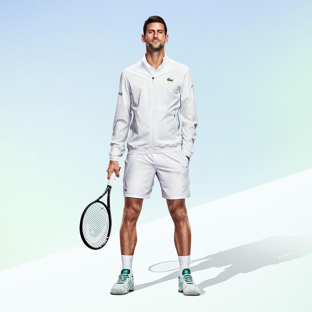 ASICS推出專屬球王Novak Djokovic的COURT FF NOVAK配色鞋款