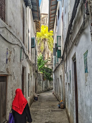 Stone Town streets