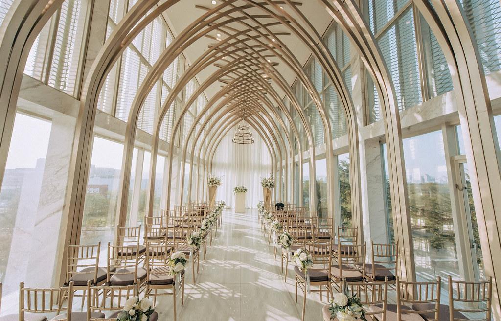 台中婚禮紀錄|萊特薇庭|超美玻璃儀式堂證婚|婚攝澤于
