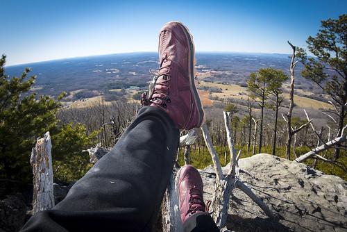 Pilot Mountain photo by Jeff White of Jwhitephoto