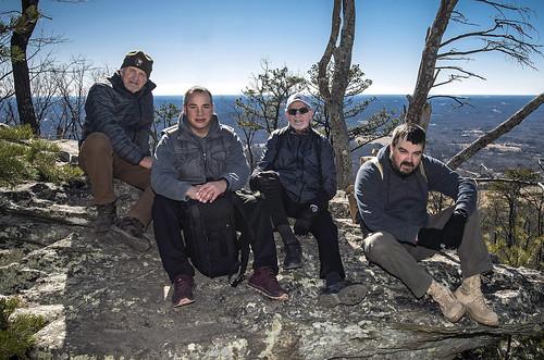 Pilot Mountain photo Jeff White Jwhitephoto