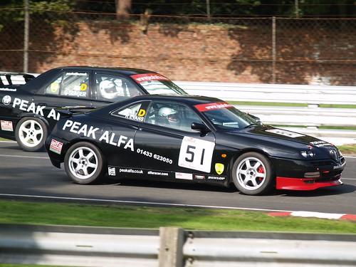 Peak Alfa duo Oulton 2006