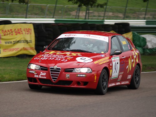 Neil Smith 156 at Mallory 2006