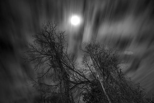 Greensboro North Carolina Full Moon