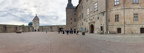 Vadstena Castle Guided Tour I