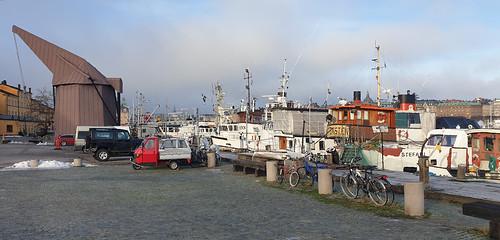 Skeppsholmen Quay