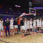 NCAA Basketball: Syracuse at Clemson