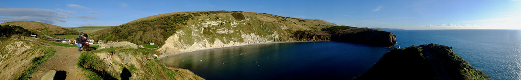 фото: Lulworth cove