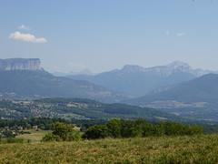 Bornes @ Montagne de la Mandallaz