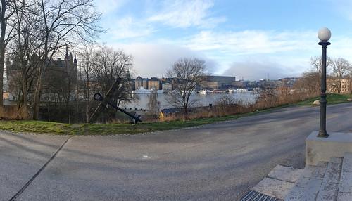 Old Town seen from Skeppsholmen