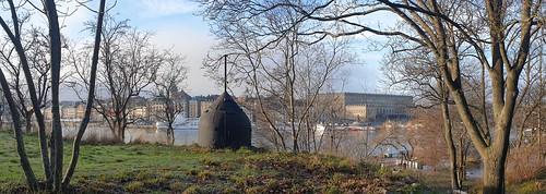 Skeppsholmen View