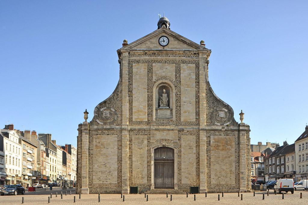 Saint-Nicolas fa‡ade