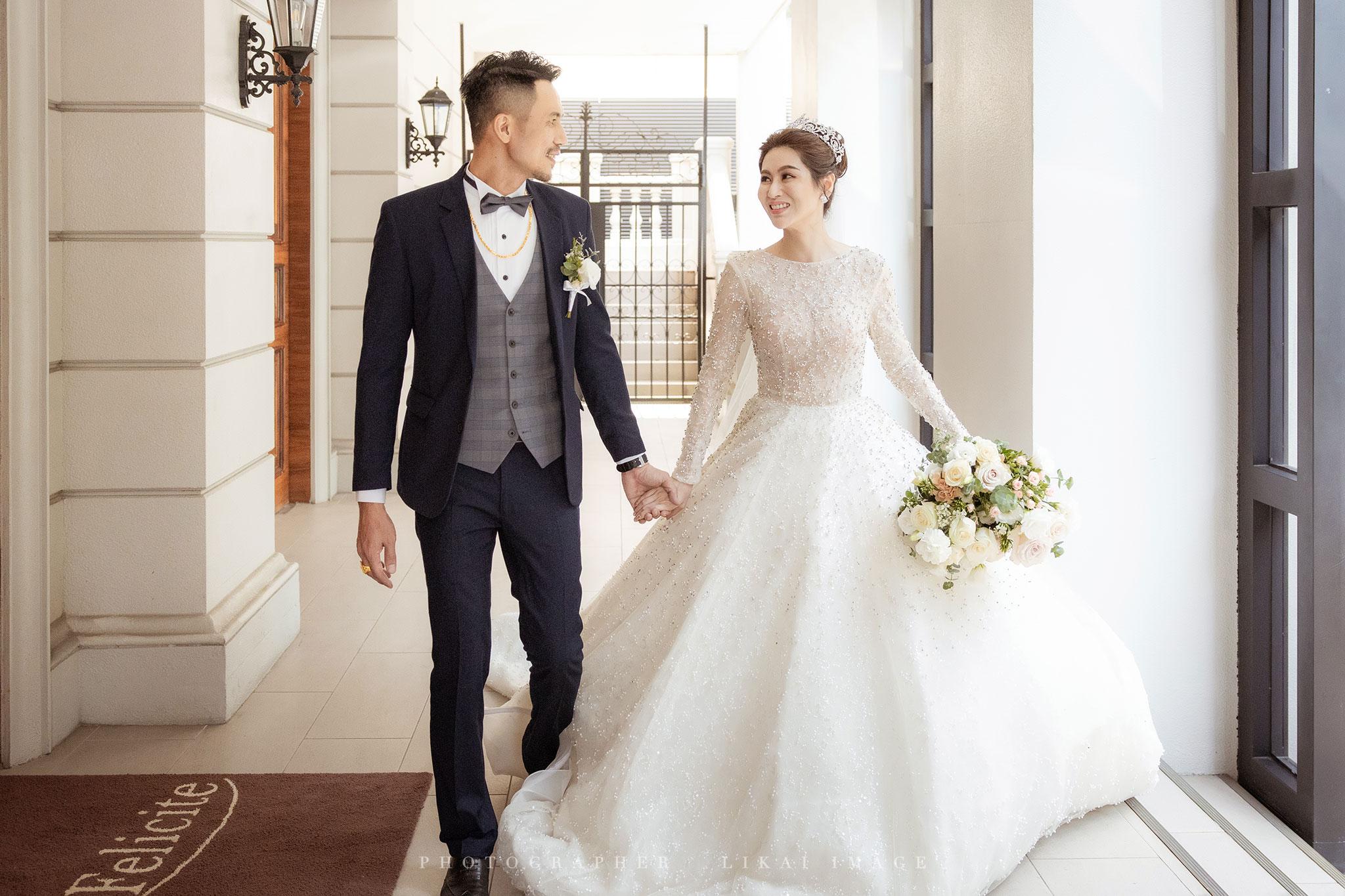 婚禮紀錄 - Paggy & Wei - 翡麗詩莊園