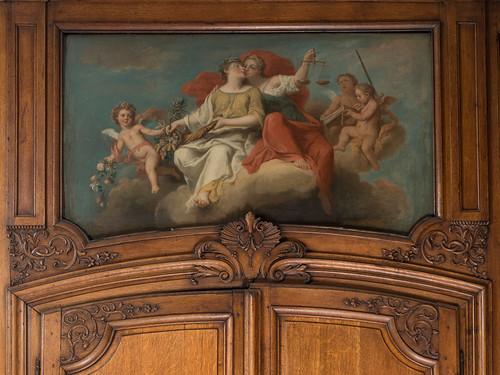 Tableau salle des gouverneurs