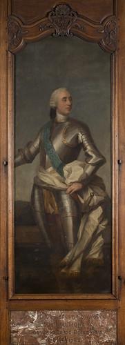 Salle des gouverneurs-Louis Marie Augustin d'Aumont-