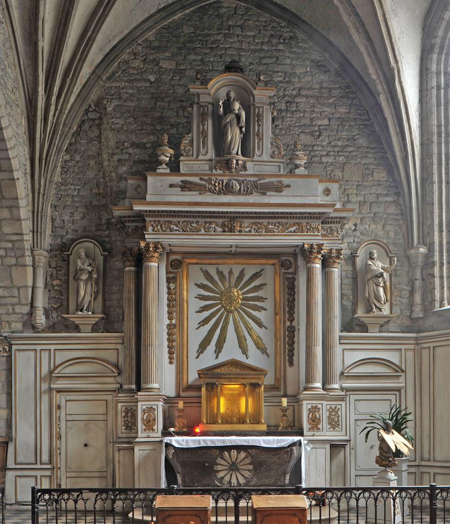 Saint-Nicolas chapelle sud