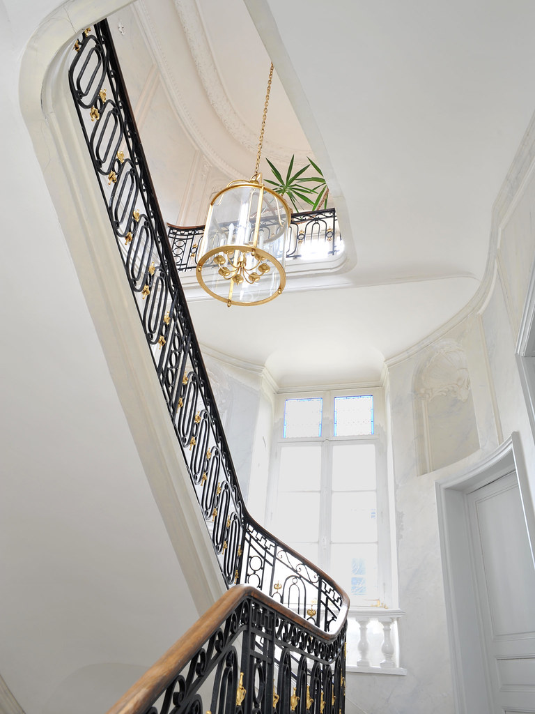 hotel-escalier