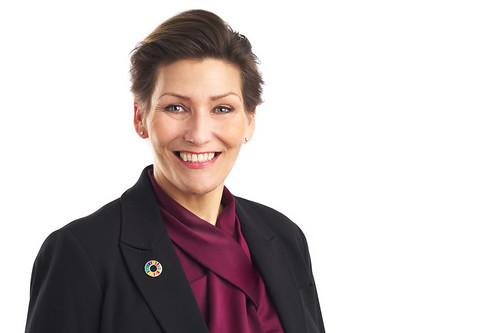 Anne S. Hansen - Erhvervschef i Thy Erhvervsforum