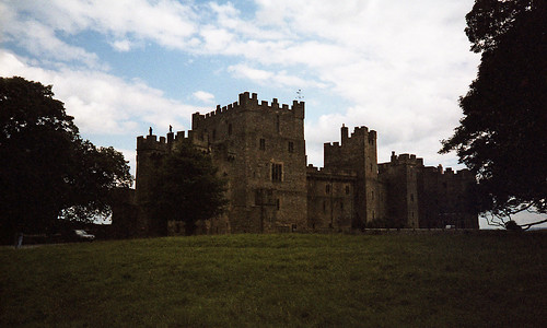 Raby Castle, 12th July 1998