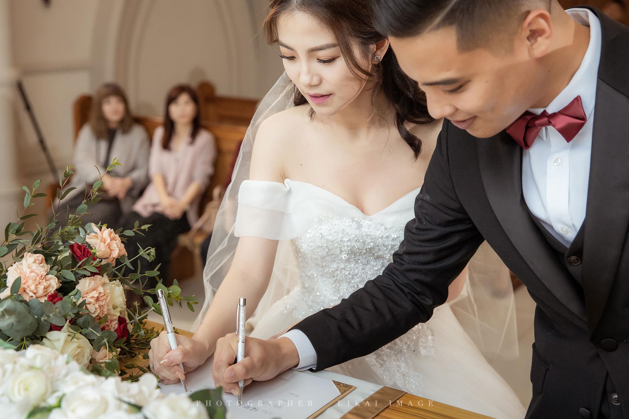 婚禮紀錄 - Celine & Jason - 翡麗詩莊園